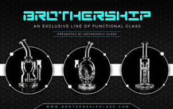 Brothership: An Exclusive Line of Functional Glass